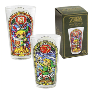 Vaso de Cristal The Legend of Zelda 0,5L