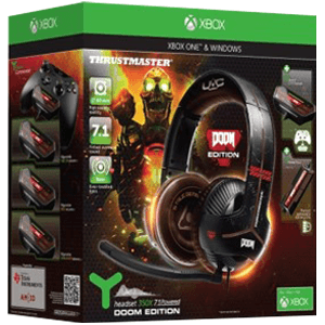Auriculares Thrustmaster Y-350X 7.1 XONE-PC Doom Edition