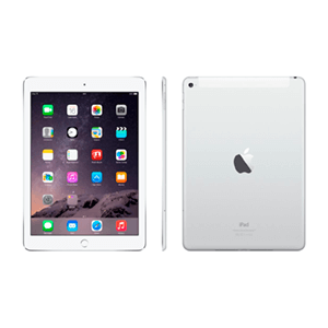 Ipad Air Wifi 16Gb (Plata)