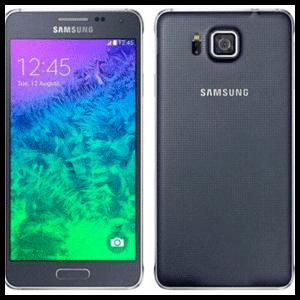 Samsung Galaxy Alpha 32Gb (Negro) - Libre -