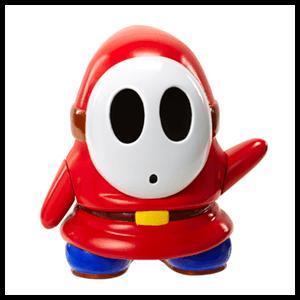Figura Nintendo 10cm Shy Guy
