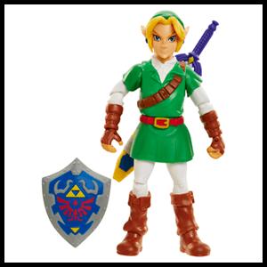 Figura Nintendo 10cm Link