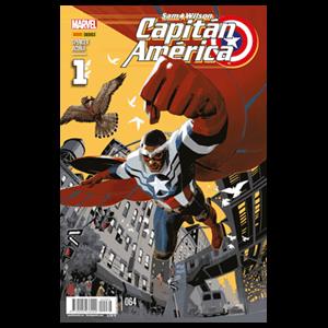 Capitán América nº 64