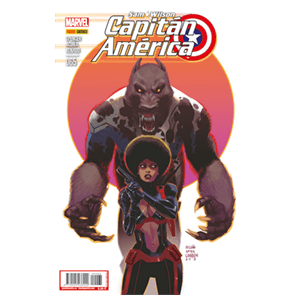 Capitán América nº 65