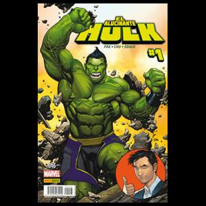 El Alucinante Hulk nº 46