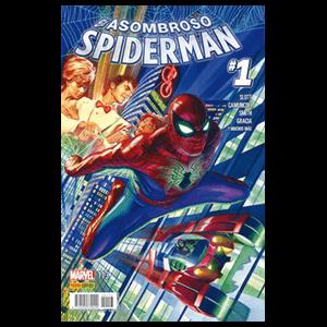 El Asombroso Spideman nº 113