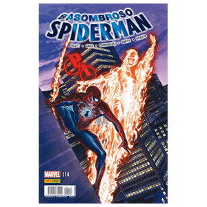 El Asombroso Spiderman nº 114