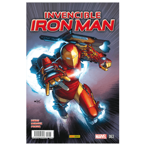 El Invencible Iron Man nº 63