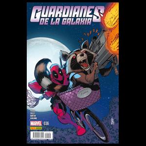 Guardianes de la Galaxia nº 36