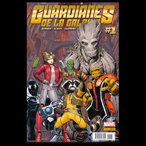 Guardianes de la Galaxia nº 37