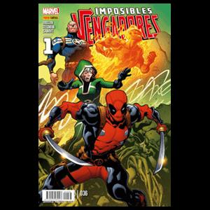 Los Imposibles Vengadores nº 36