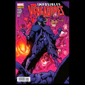 Los Imposibles Vengadores nº 37