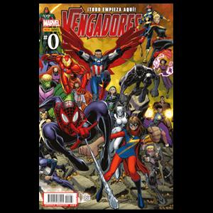 Los Vengadores nº 63