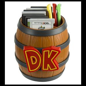 Barril Donkey Kong -Licencia Oficial Nintendo-