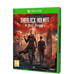 Sherlock Holmes: The Devil´s Daughter