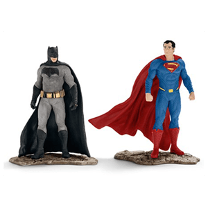 Pack Batman vs Superman: Batman y Superman