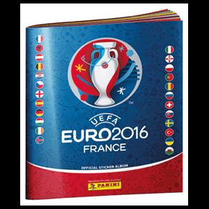 Album Euro 2016 Francia