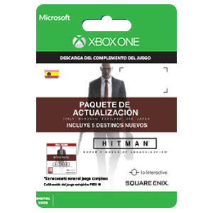 Hitman Upgrade Pack Xbox One