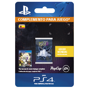 Plantas vs. Zombies Garden Warfare 2: 630,000 Epic Coins PS4