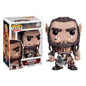 Figura Pop Warcraft: Durotan