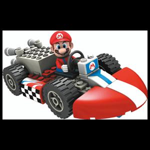 Figura Mario Kart KNEX: Mario