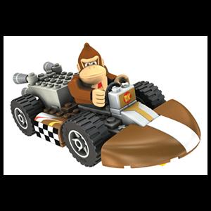 Figura Mario Kart KNEX: Donkey Kong