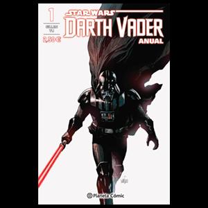 Star Wars Darth Vader Anual nº 1