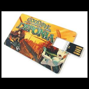 Tarjeta USB Deponia Doomsday