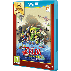 The Legend of Zelda: The Wind Waker Nintendo Selects