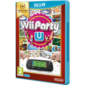 Wii Party U Nintendo Selects