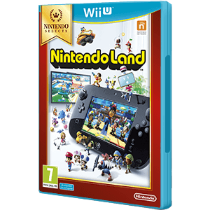 Nintendo Land Nintendo Selects