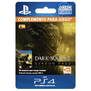 Dark Souls III Season Pass PS4