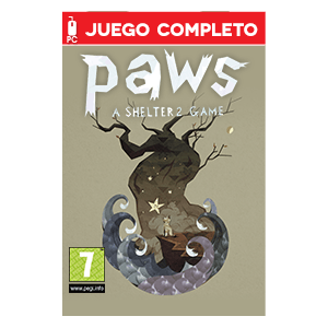 Paws: A Shelter 2 Game Pitter Patter Edition