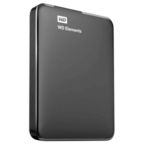 Western Digital Elements Portable 2TB Negro USB 3.0