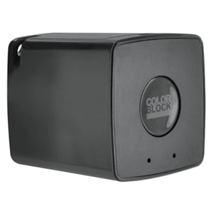 Altavoz Negro Mini Bluetooth Colorcube Bigben
