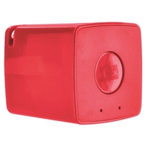 Altavoz Rojo Mini Bluetooth Colorcube Bigben