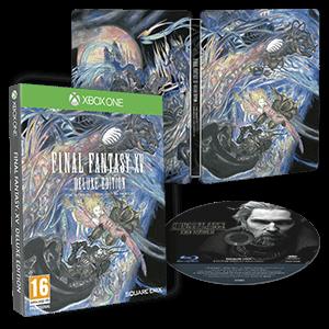 Final Fantasy XV Edición Deluxe