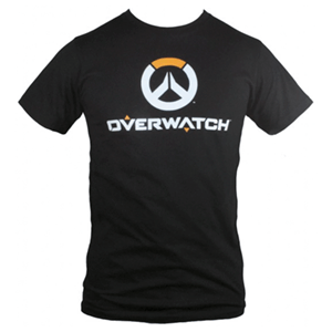 Camiseta Overwatch Logo Talla M