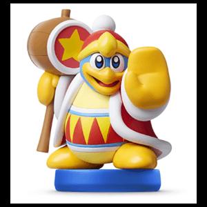 Figura Amiibo Rey Dedede - Colección Kirby