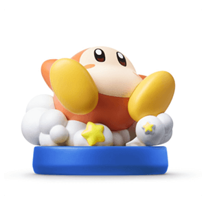 Figura Amiibo Waddle Dee - Colección Kirby