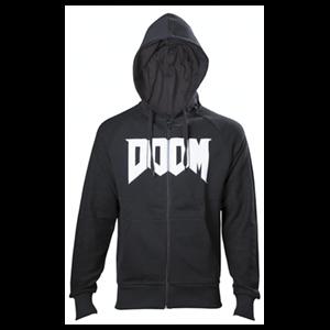 Sudadera Doom Logo Talla M