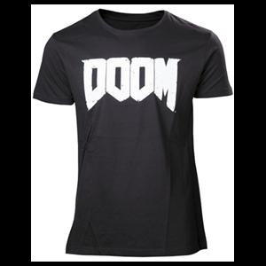 Camiseta Doom Logo Talla M