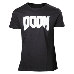 Camiseta Doom Logo Talla XL
