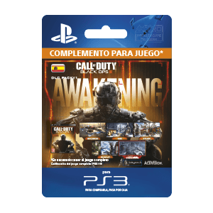 Call of Duty: Blacks Ops III DLC Pack 1 Awakening PS3