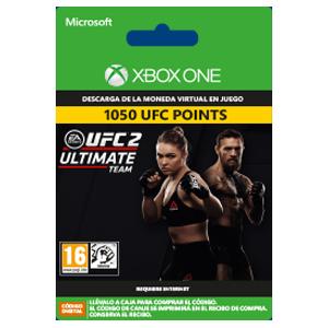 UFC 2: 1050 UFC Points XONE