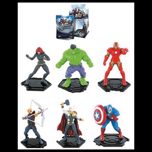 Figura Sorpresa Marvel Avengers Surtido