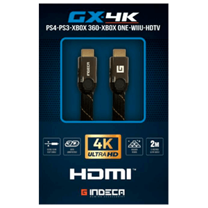 Cable HDMI 4K Indeca GX4K