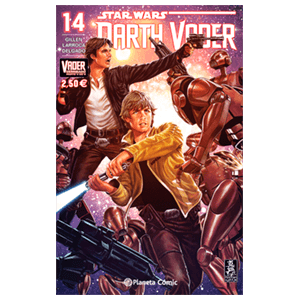 Comic Star Wars: Vader nº 14