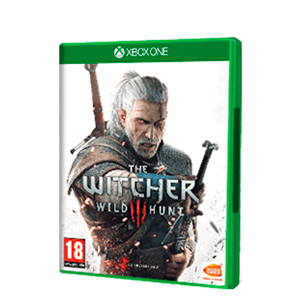 DLC The Witcher 3 + XONE 500 Stand Alone Negra