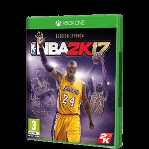 NBA 2K17 Edición Leyenda